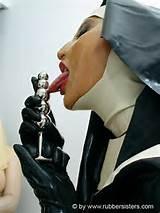 Bondage Fetish caoutchouc sexe Catsuit Latex porno Latex Body Paint