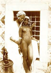 Photos de la tribu africaine nue