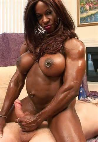 Female muscle anal