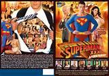 Superman XXX Porn Parody DVD vive