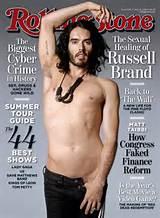 Russell Brand nuances pornographiques dès que je me masturbais un homme